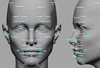 Body Thermography Facial Recognition